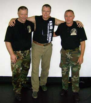 Level 8 Knife/Counter-Knife Combatives