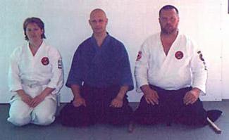 Camilla, Are och Stefan Oslo 1999