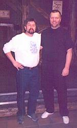 Marc och Stefan uddevalla 2000