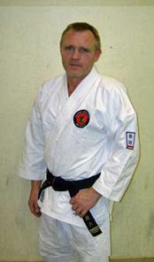 Stefan Gustavsson 5 dan, Renshi
