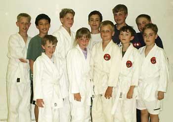 5 mon Robin, Marcus, Martin, Nicklas, Alexander, Jenny, Johan, Martin, Rickard, Samir och Alexander